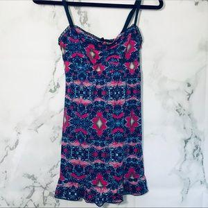 Cosabella Chemise Slip Pajama Lingerie Night Gown